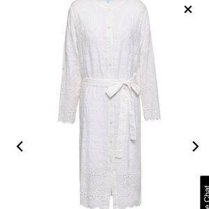 NWT Melissa Odabash White Dress / Coverup